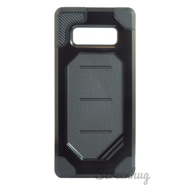Rugged case for Samsung Galaxy Note 8 - Black - screenhug