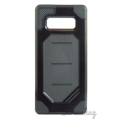 Rugged case for Samsung Galaxy Note 8 - Black