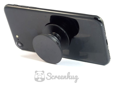 Pop grip socket stand - Black