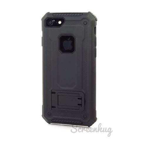 Tough Armour stand case for iPhone 7 - Black