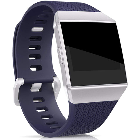 Rubber Strap for Fitbit Ionic - Blue