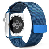 Milanese Strap for Apple Watch 42/44mm - Blue - screenhug