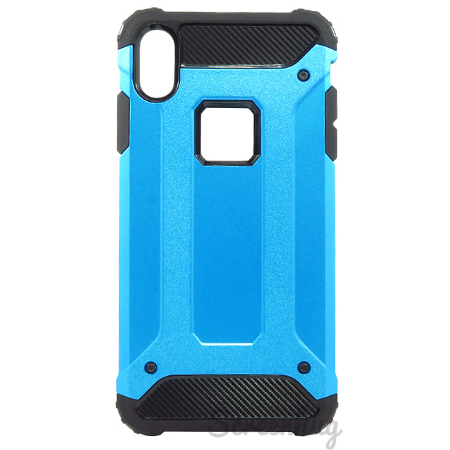 Tough Armour case for iPhone XS Max - Blue - screenhug