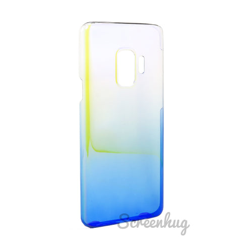 Gradient Spectrum case for Samsung Galaxy S9 - Blue