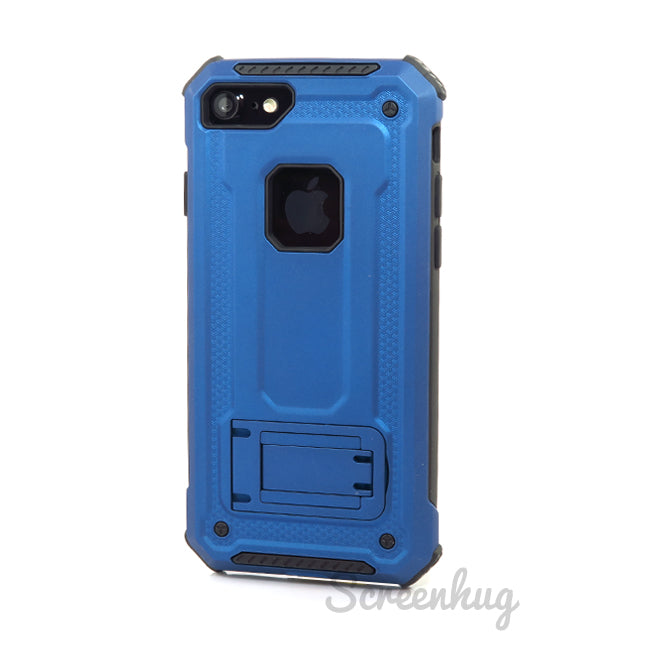 Tough Armour stand case for iPhone 7 - Blue - screenhug