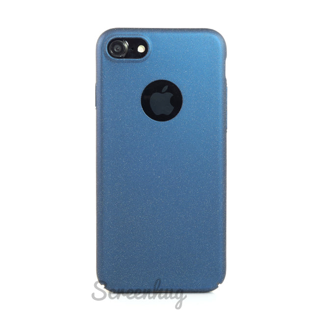 Thin shell for iPhone 7/8 - Blue - screenhug