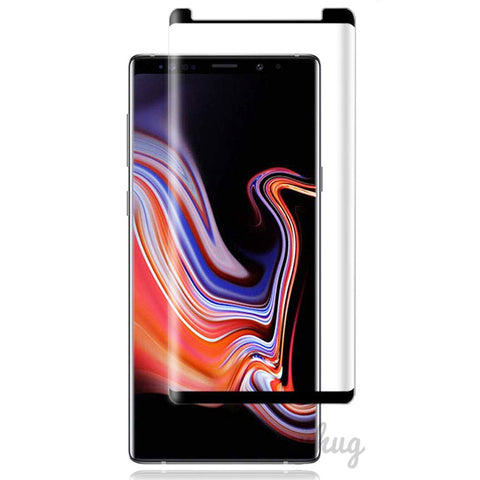 Samsung Galaxy Note 9 Glass Screen Protector - Case Black