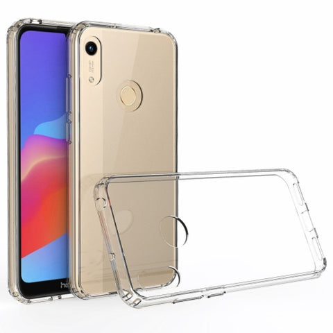 Thin Gel case for Huawei Y6S - Clear