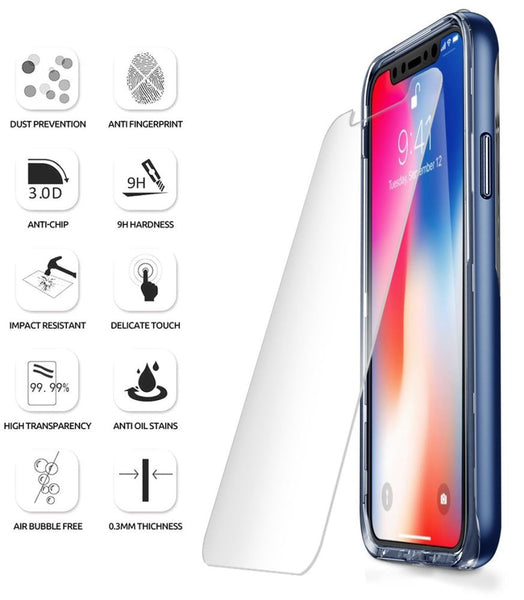 iPhone 11 Pro Glass screen protector - Clear - screenhug