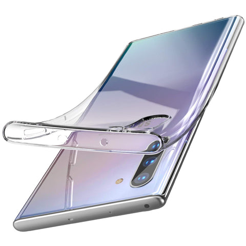 Clear gel case for Samsung Galaxy Note 10