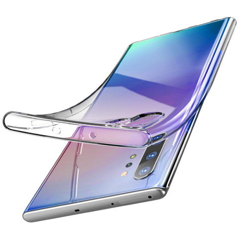 Clear Gel case for Samsung Galaxy Note 10 Plus
