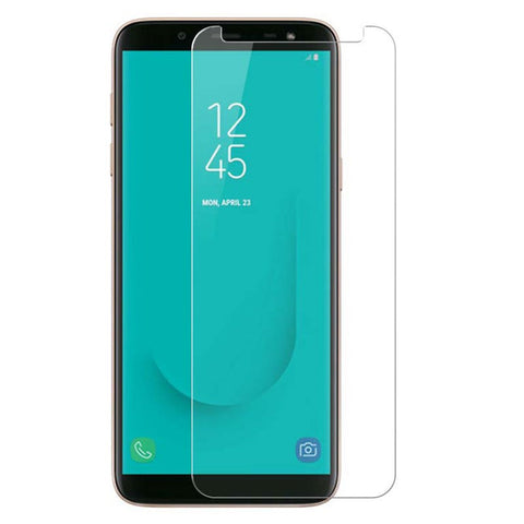 Samsung Galaxy J6 Plus Glass Screen Protector - Clear