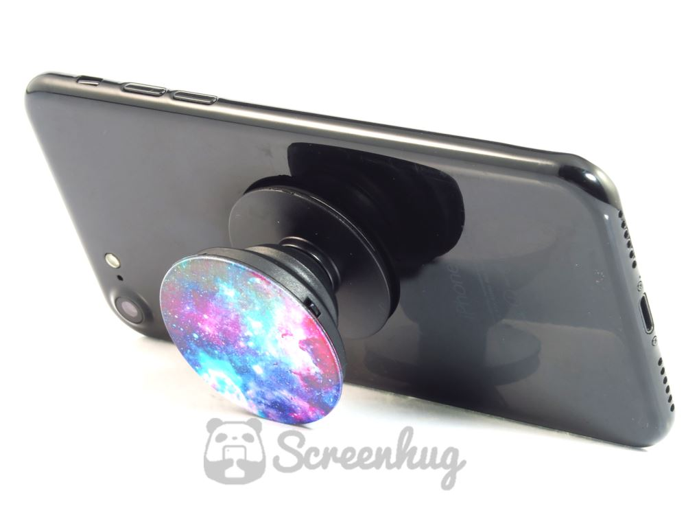 Pop grip socket stand - Galaxy - screenhug