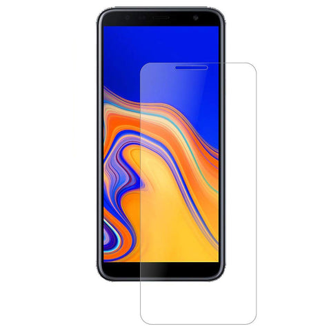 Samsung Galaxy J4 Plus Glass Screen Protector - Clear