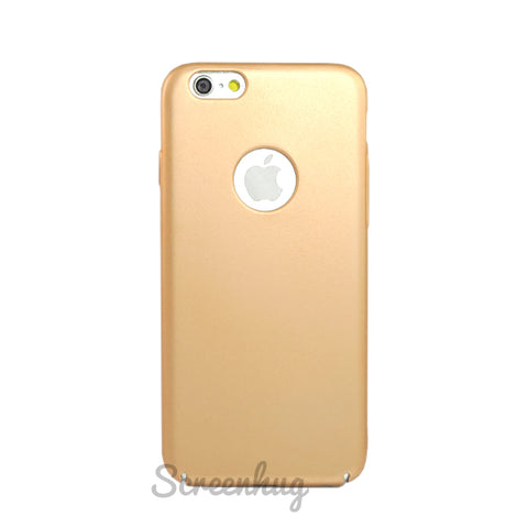 Thin shell for iPhone 6/6S - Gold - screenhug