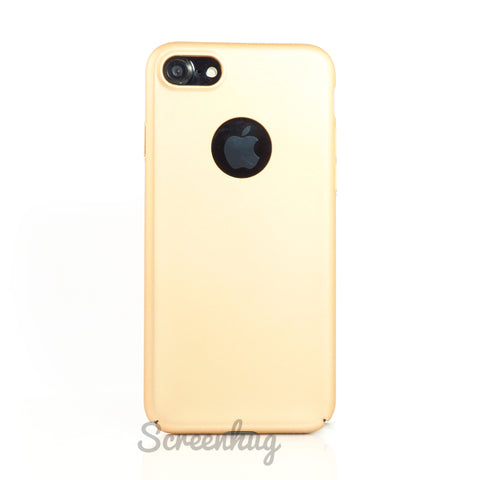 Thin shell for iPhone 7/8 - Gold