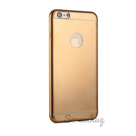Satin Gel for iPhone 6/6S Plus - Gold