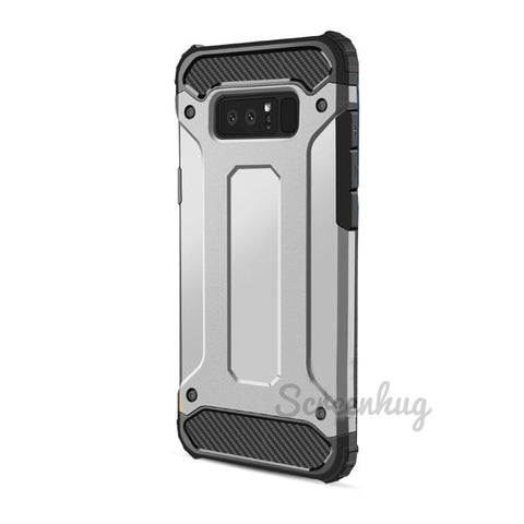 Tough cover for Samsung Galaxy Note 8 - Silver