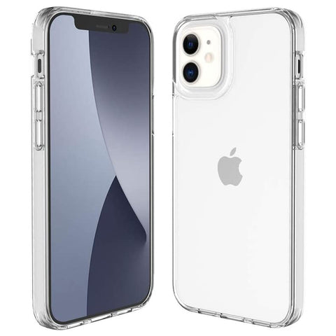 Thin Gel case for iPhone 12 Mini - Clear