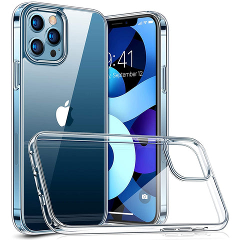 Thin Gel case for iPhone 12 / 12 Pro - Clear