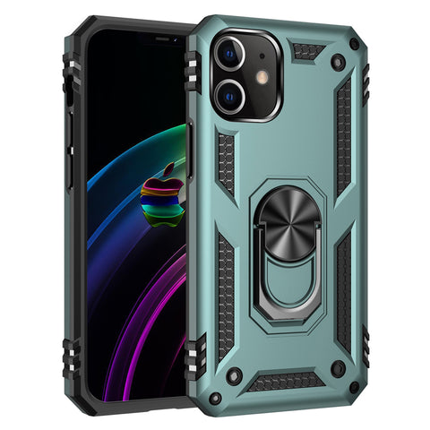Tough Ring case for iPhone 12 Mini - Teal