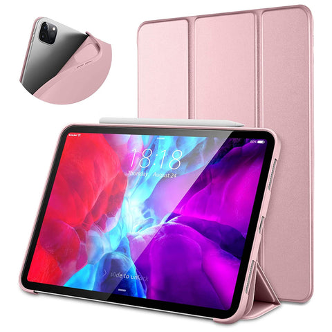 "Smart Cover Case for iPad Pro 11"" 2018 / 2020 - Rose"