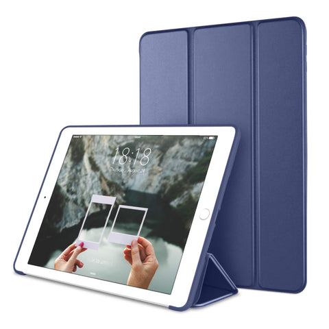 Smart Cover case for iPad mini 2019 -Blue