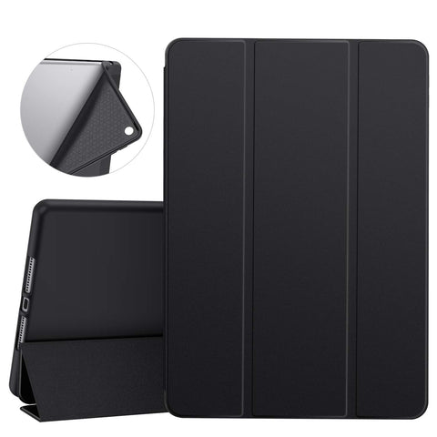 Smart cover case for iPad 10.2 2019 - Black