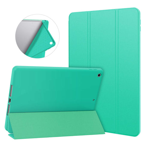 Smart cover case for iPad 10.2 2019 - Green