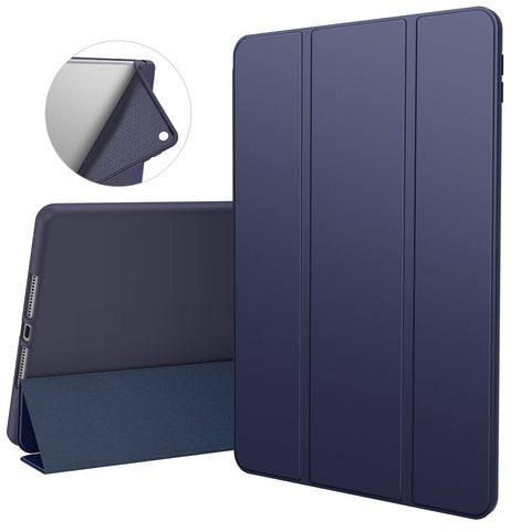 Smart cover case for iPad 10.2 2019 - Blue