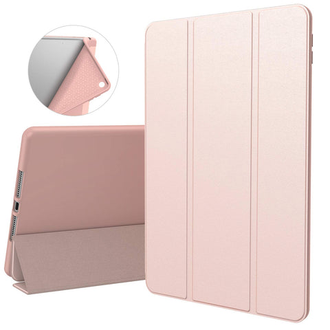Smart cover case for iPad 10.2 2019 - Rose