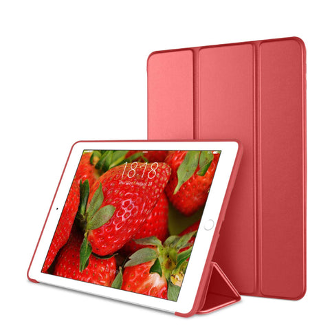 Slim Smart case for iPad Air 3 2019 - Red