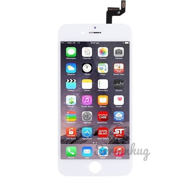 iPhone 6S Screen LCD Front - White + SP - screenhug