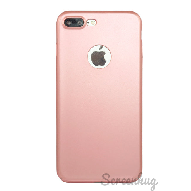 Slim Shell Case for iPhone 7/8 Plus - Rose Gold - screenhug