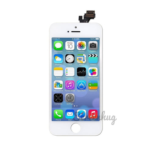 iPhone 5 Screen LCD Front - White