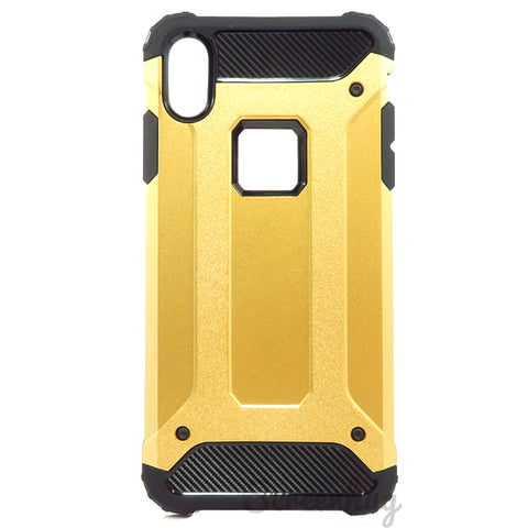 Tough Armour case for iPhone XS Max - Gold