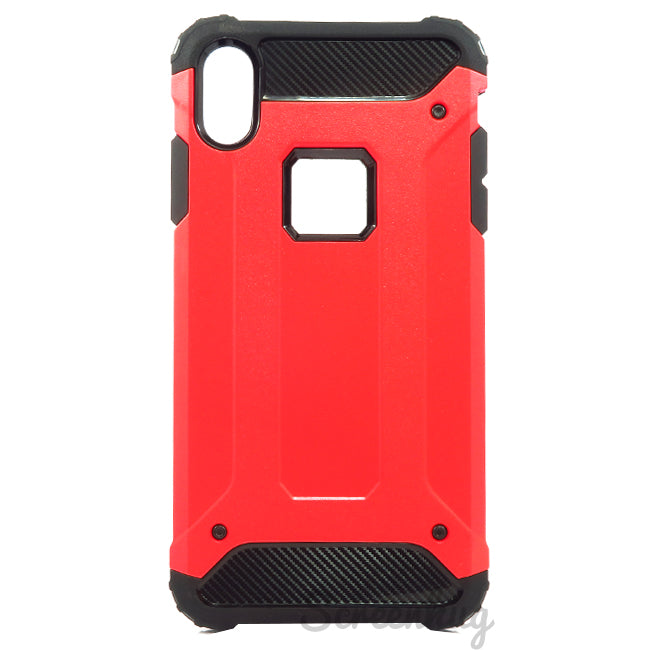 Tough Armour case for iPhone XS Max - Red - screenhug