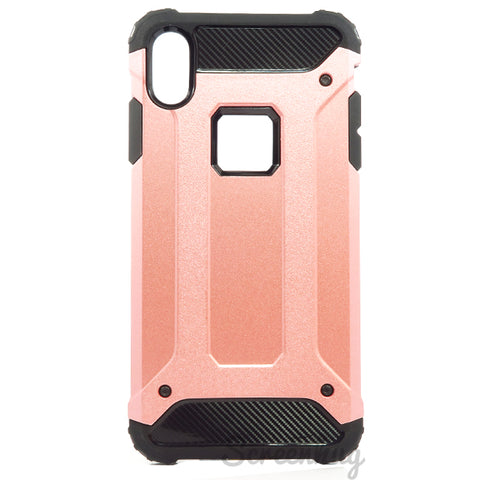 Tough Armour case for iPhone XS Max - Rose Gold