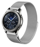 Milanese Strap for Samsung Watch Strap - Silver - screenhug