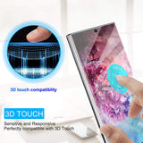 Nano film screen protector for Samsung Galaxy Note 10 Plus- 2 pack - screenhug