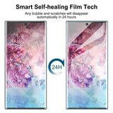 Nano film screen protector for Samsung Galaxy Note 10 - 2 pack - screenhug