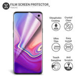 Nano film screen protector for Samsung Galaxy S10 - 2 pack - screenhug