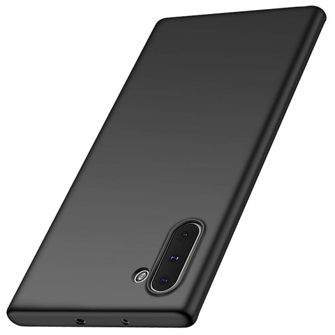 Thin shell case for Note 10 - Black