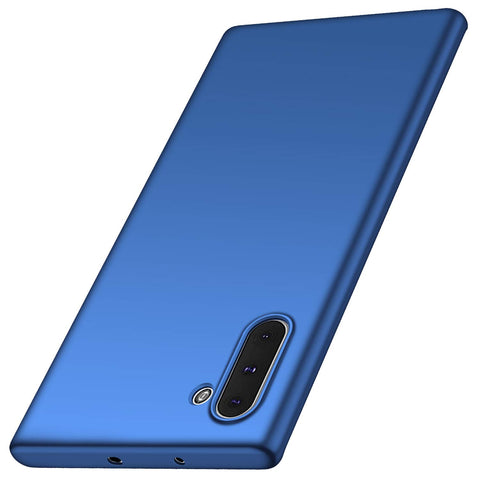 Thin shell case for Note 10 - Blue