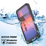 Redpepper Waterproof for Samsung Note 9 - Black - screenhug