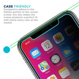 iPhone X/XS Glass Screen Protector - Privacy - screenhug