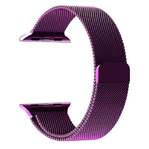 Milanese Strap for Apple Watch 38/40mm - Purple