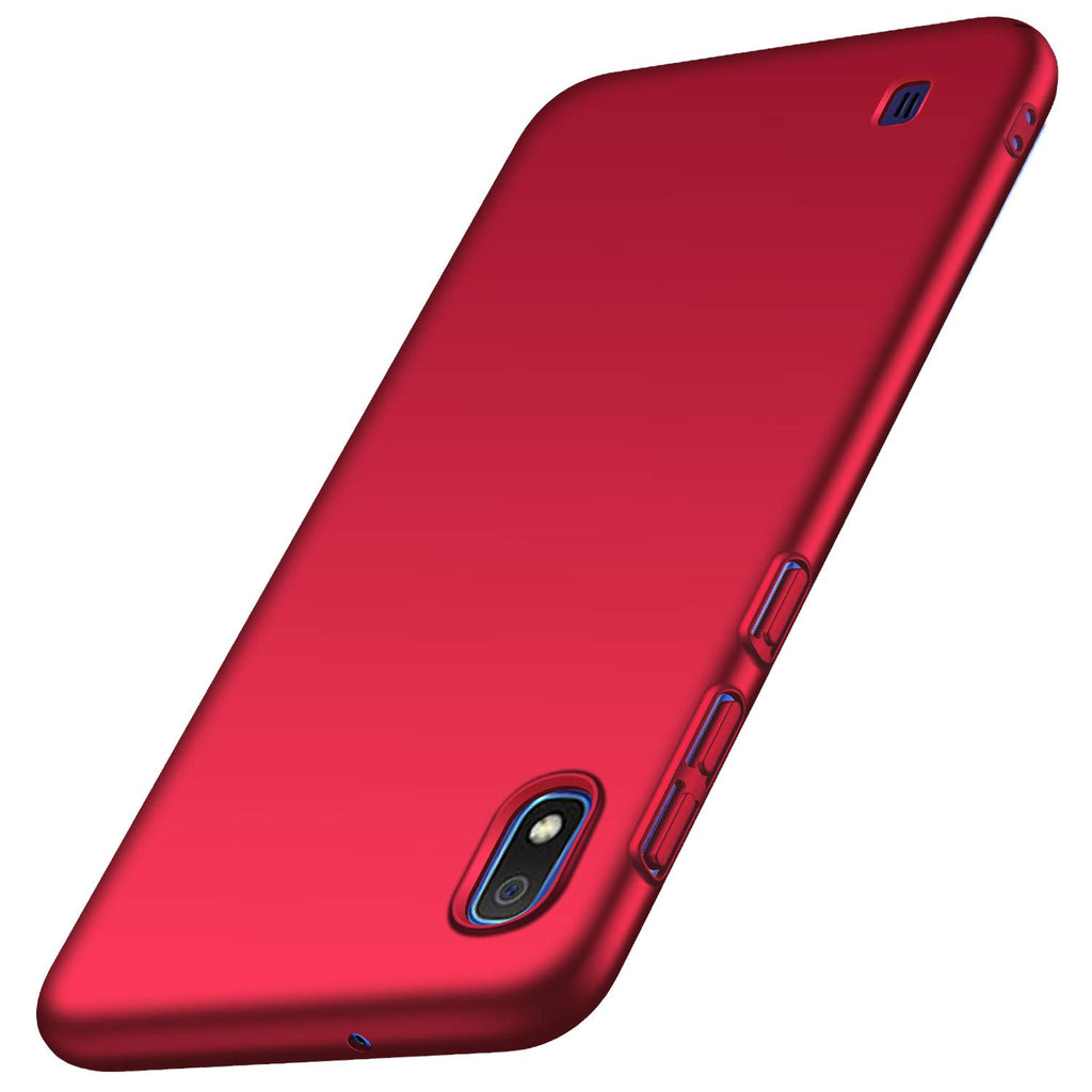 Thin shell for Samsung Galaxy A10 - Red - screenhug