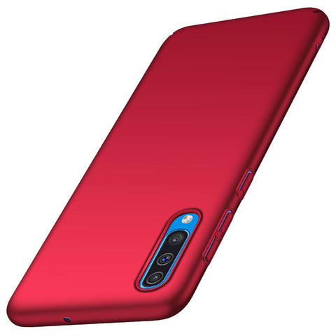 Thin shell for Samsung Galaxy A50 - Red