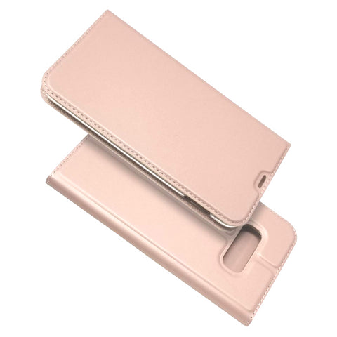 Slim card case for Samsung Galaxy S10e - Rose Gold